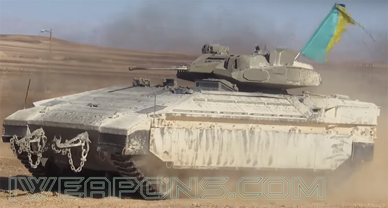 Namer APC with 30mm Unmanned Turret