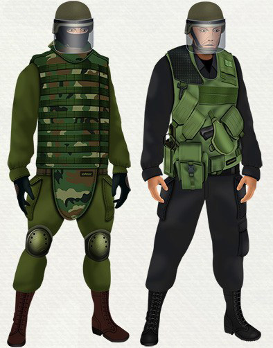 Buy Body Armor And Bulletproof Vests For Sale